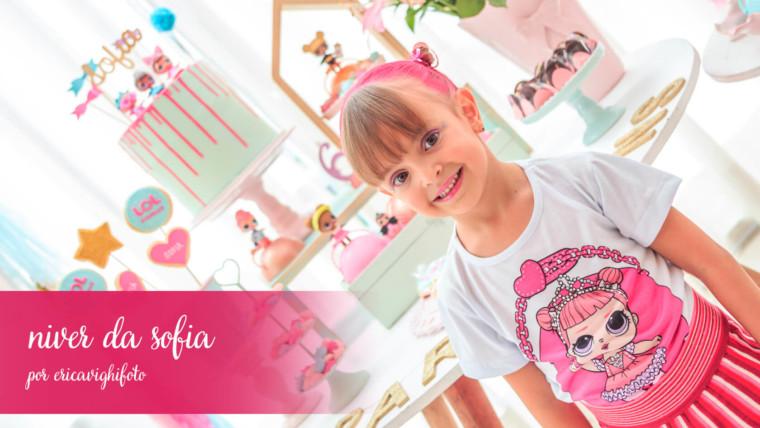 Aniversário da Sofia – a festa!!