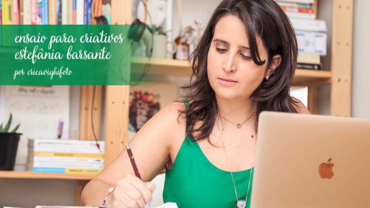 Ensaio fotográfico para empreendedores criativos – Estefânia!