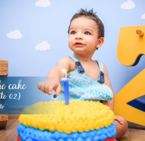 Smash the Cake do Leo (parte 02)