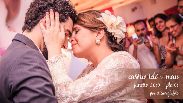 Casamento Tetê e Mau – cerimônia