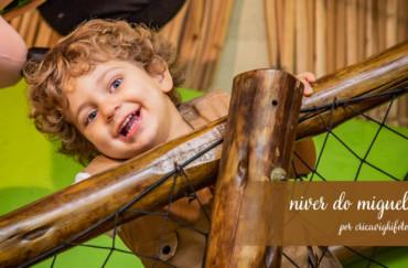 Foto de festa de aniversário: dois aninhos do Miguel